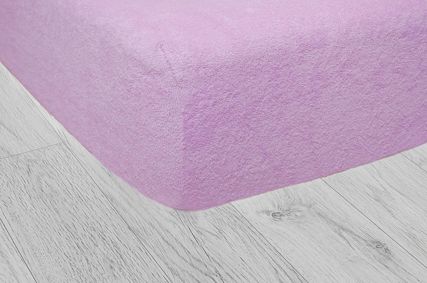 Plachty frote - Svetlo fialová