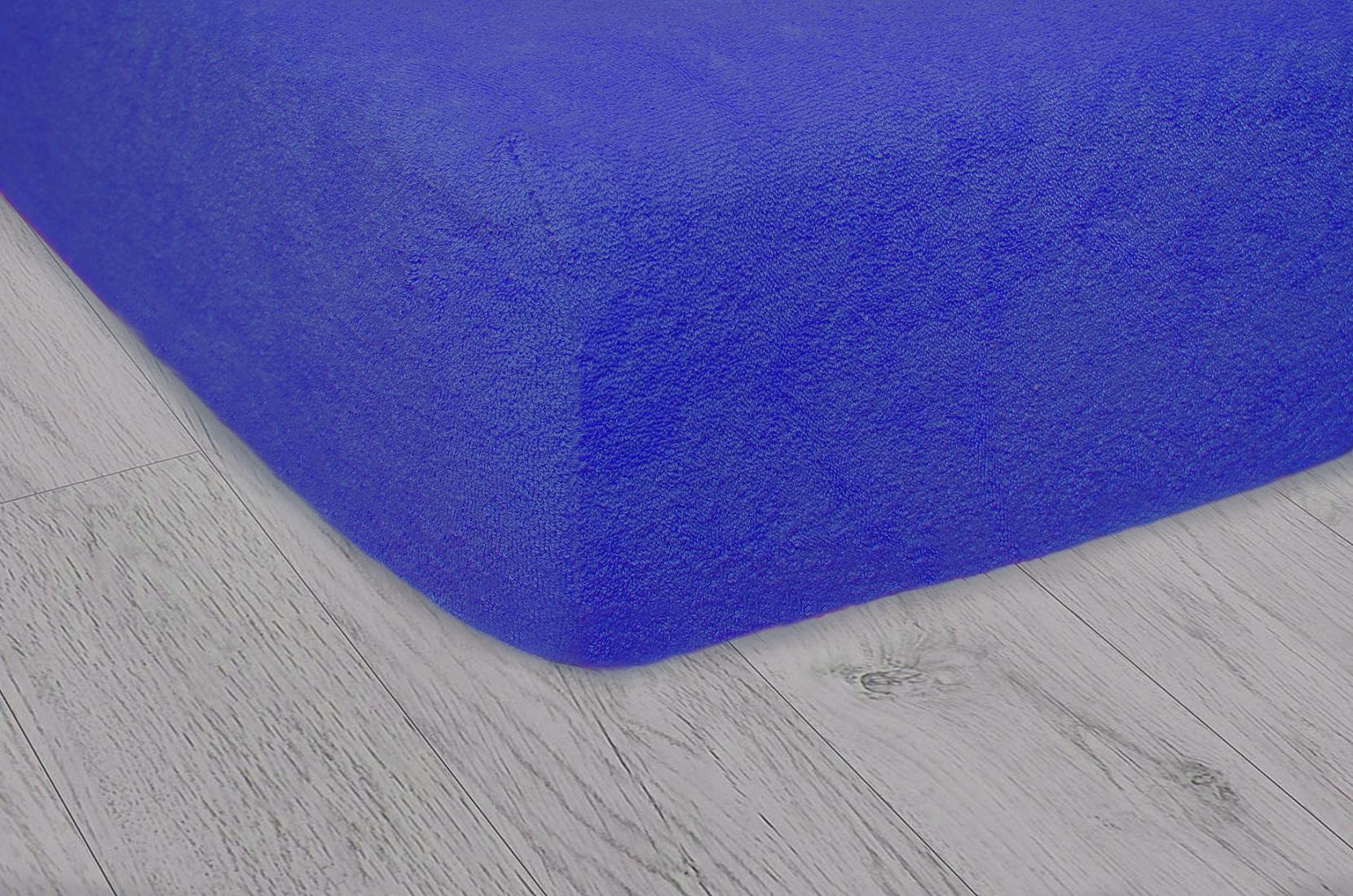 Plachty frote - Tmavo modrá