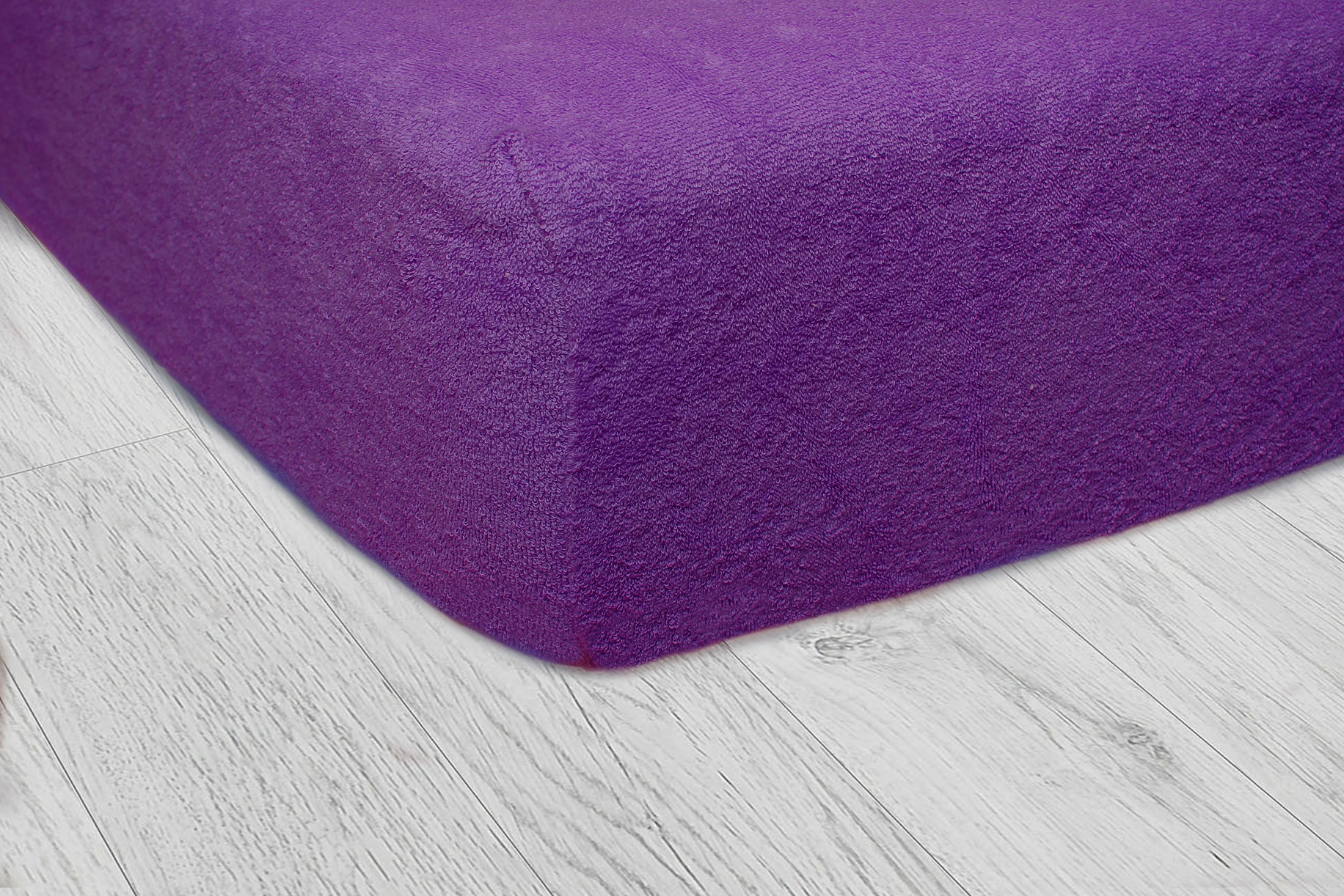 Plachty frote - Tmavo fialová