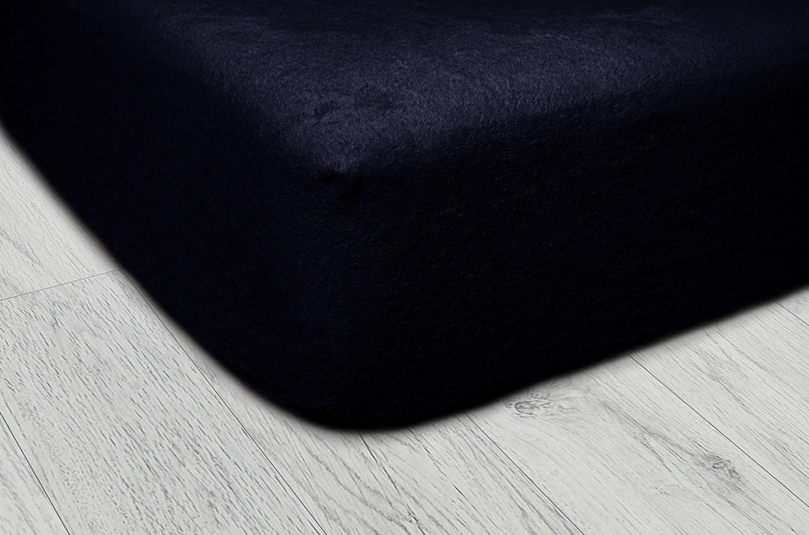 Plachty frote - Čierná 48