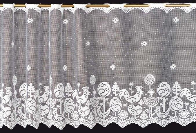 Veľkonočná záclona - 4094