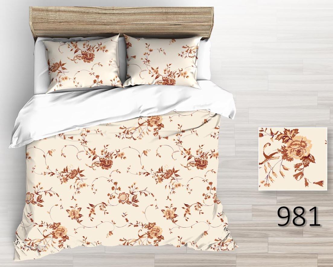 Obliečky 100% bavlna - 981