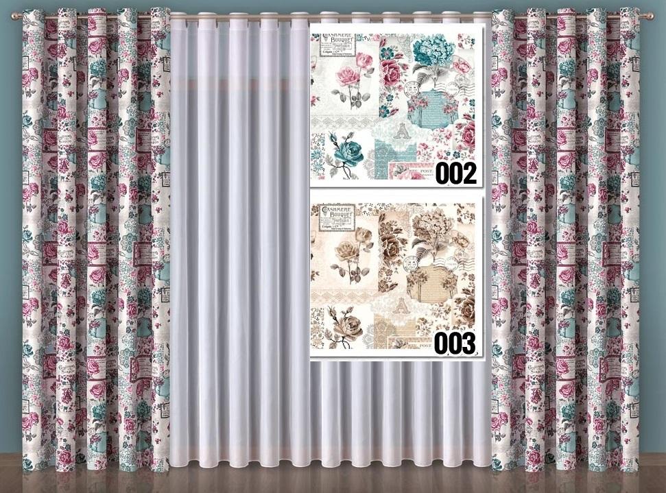 Záves dekoračný - Kera.sk - bytový textil eeddc414873