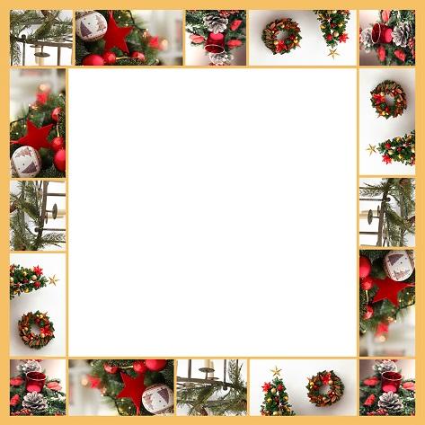 Obrus vianočný 377