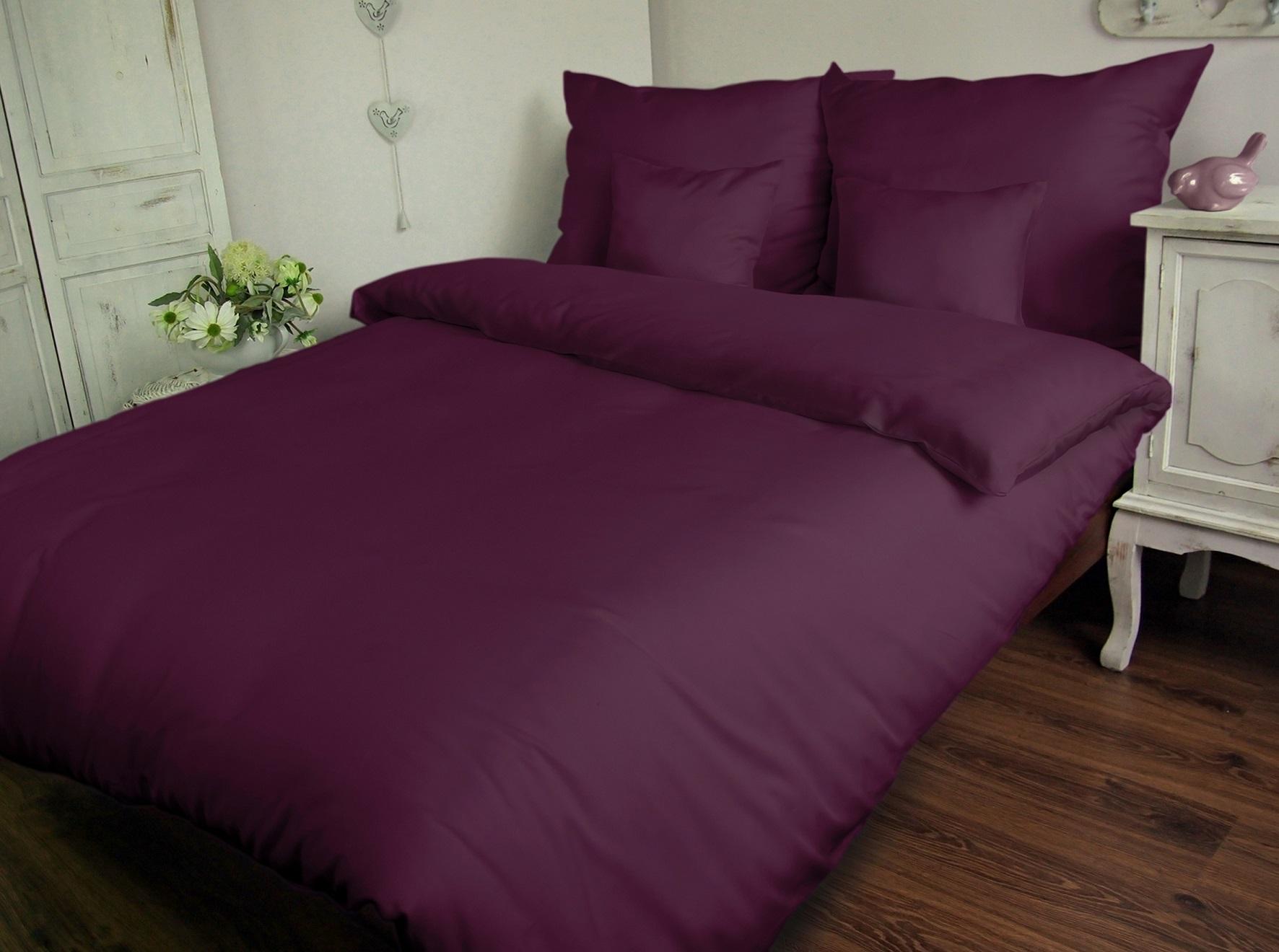 Obliečka fialová