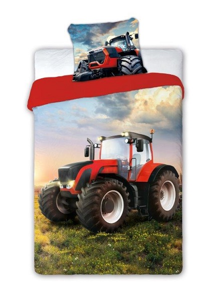 Obliečka - Traktor 004