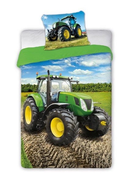 Obliečka - Traktor 006