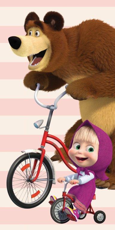 Osuška Máša a medvěd