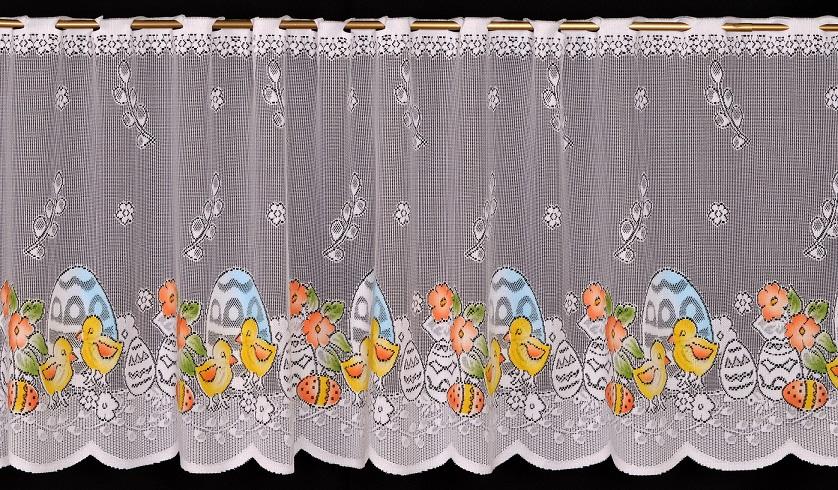 Veľkonočná záclona - 4212