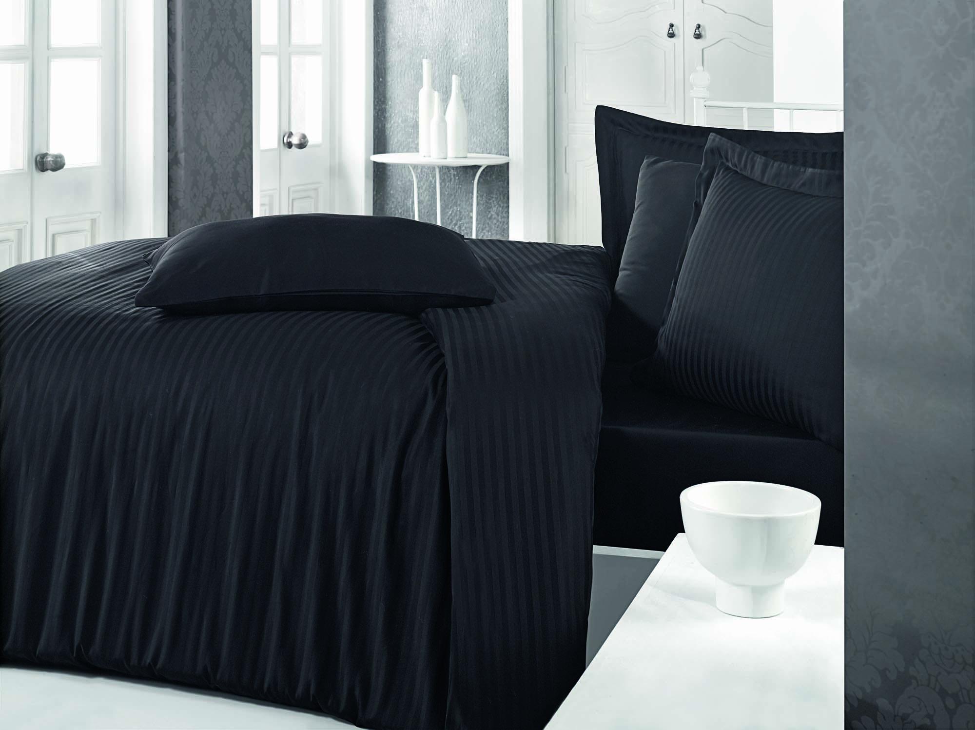 Obliečka exclusiv - Cizgili čierná