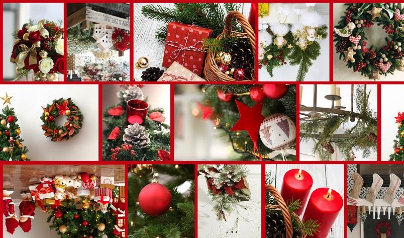 Obrus vianočný - 3018 C
