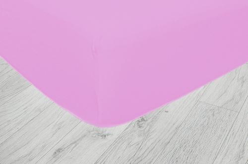 Plachty jersey - Svetlo růžová