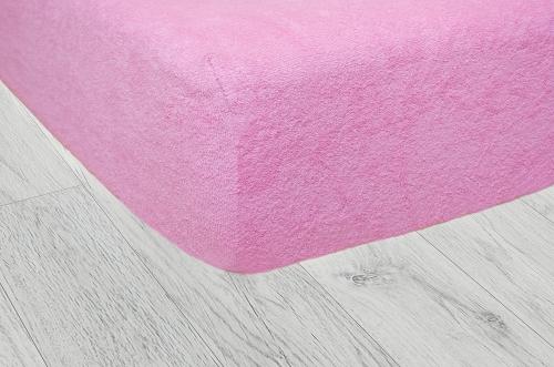 Plachty frote - Svetlo růžová