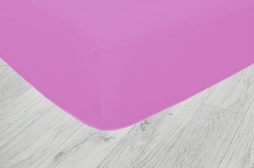 Plachty jersey - Tmavá ružová 12