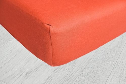 Plachty jersey - Oranžová 15