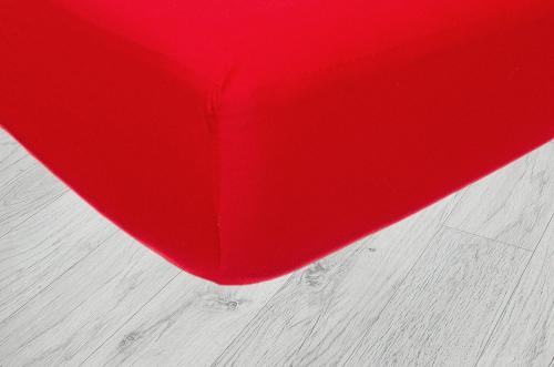 Plachty jersey - Červená