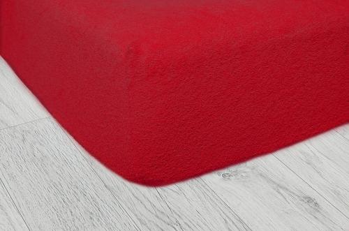 Plachty frote - Červená