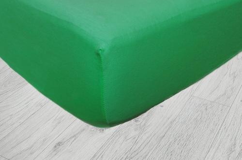 Plachty jersey - Zelená 33