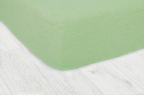 Plachty frote - Svetlo zelená