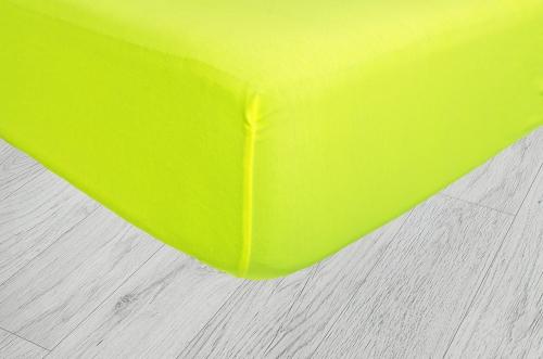 Plachty jersey - Jablkovo zelená