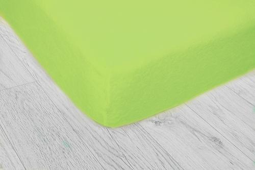 Plachty frote - Jablkovo zelená 36