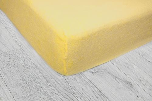 Plachty frote - Žltá 40
