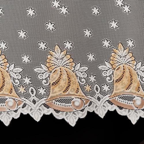 Záclona viánočná 4288