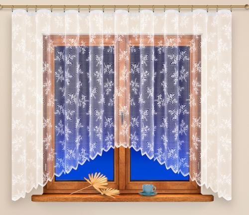 Záclona hotová - 4579