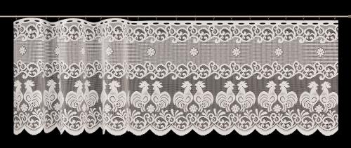 Veľkonočná záclona - 4591