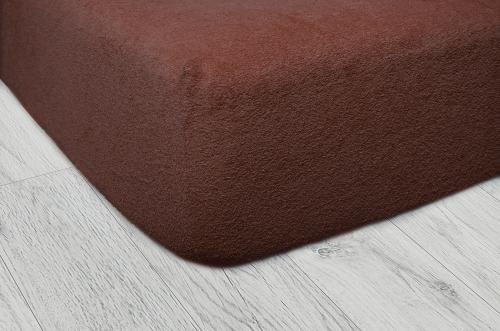 Plachty frote - Čokoládová 45