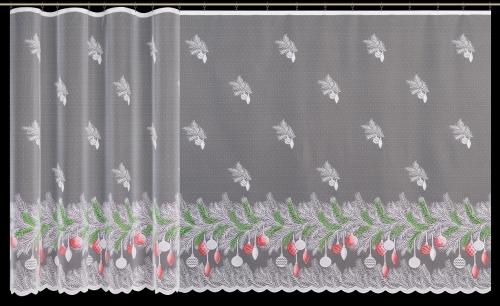 Metrážová záclona - 4620