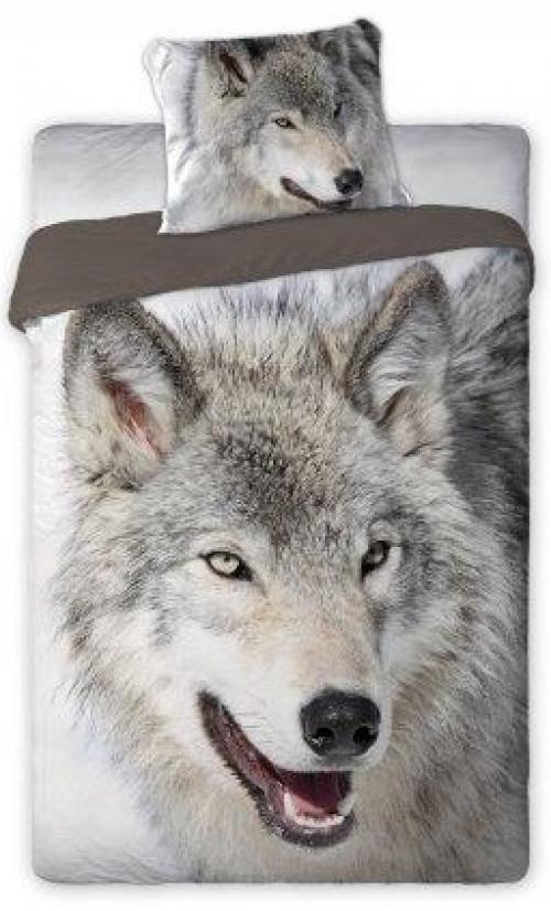 Obliečka - Vlk