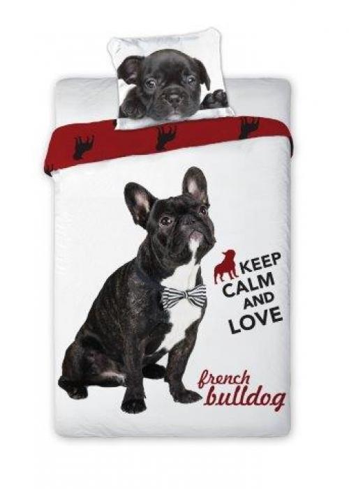 Obliečka - Bulldog