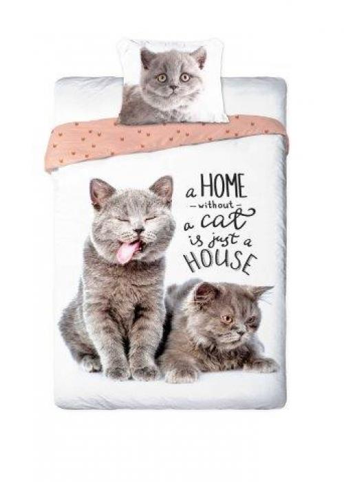 Obliečka - Home cats
