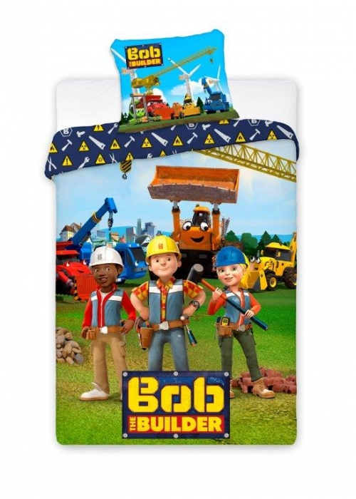 Obliečka - Bob staviteľ 007