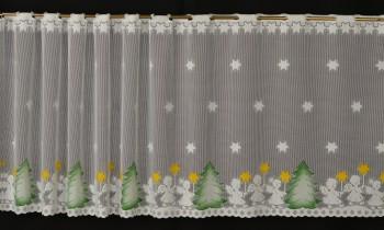 Vianočná Záclona 3481