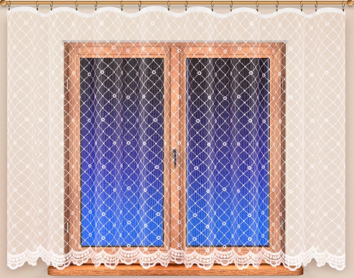 Záclona - Hope