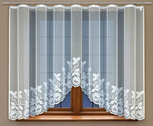 Záclona hotová - 25019
