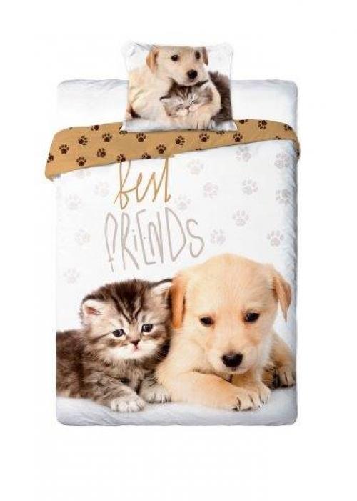 Obliečka 100% bavlna pes a mačka