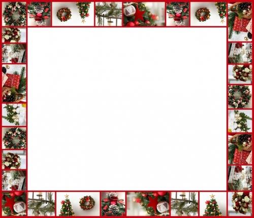 Obrus vianočný - 3018