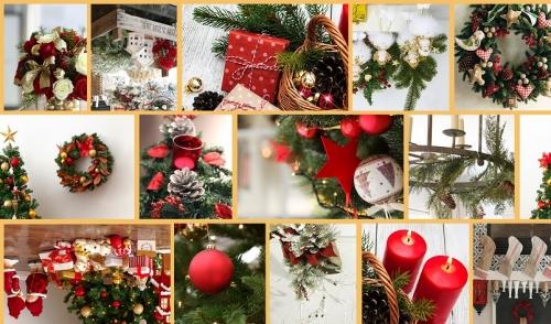 Obrus vianočný - 377 C