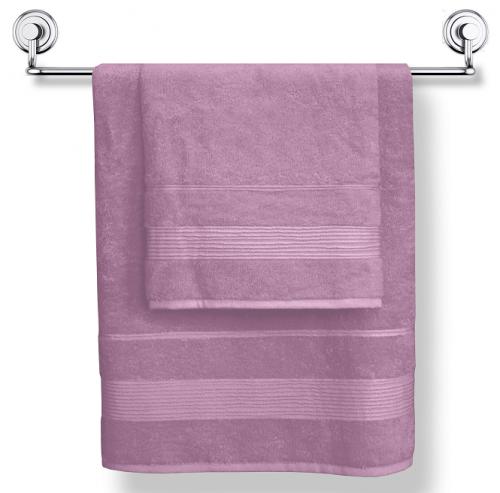 Uteráky 1+1 - Moreno fialová