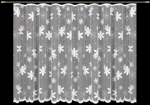 Záclona 4436